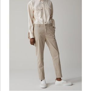 Closed Jack Trouser in Stone NWOT Size 26